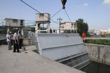 水利机械格栅
