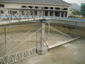中心传动单管吸泥机HKL-GN-1型