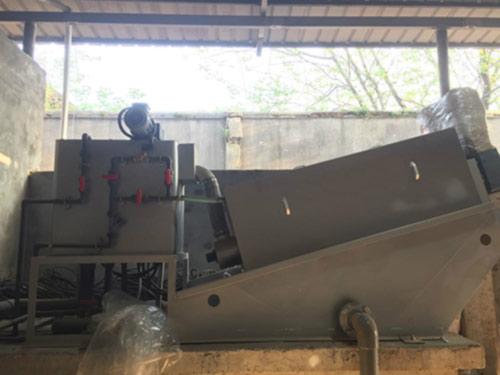 淀粉行业污水处理项目设备配套